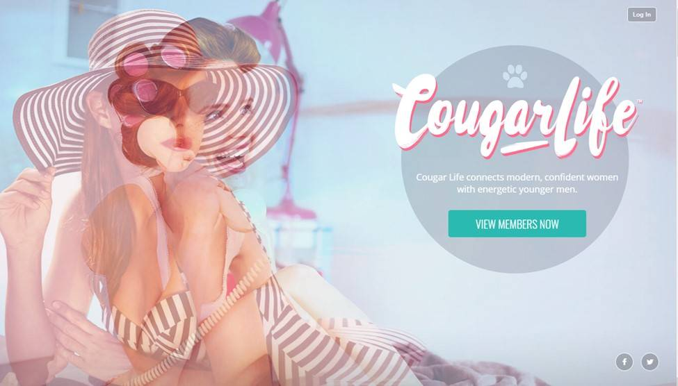 CougarLife main page
