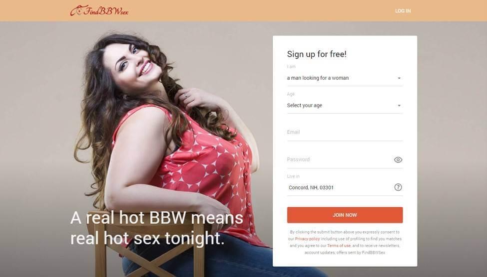 Findbbwsex main page