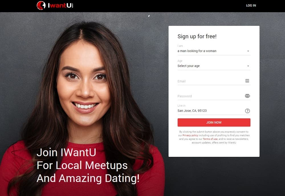 iwantu sign-up